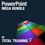 Total Training for Microsoft PowerPoint Mega Bundle - Kleine Produktabbildung