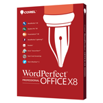 Corel WordPerfect Office X8 - Small product image