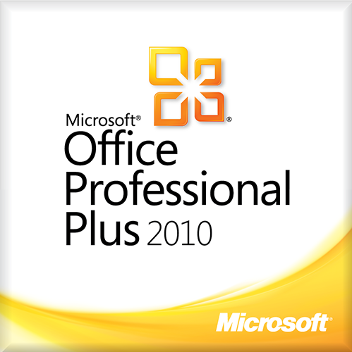 Microsoft Office Professional Plus 2010 (English) (Student Option)