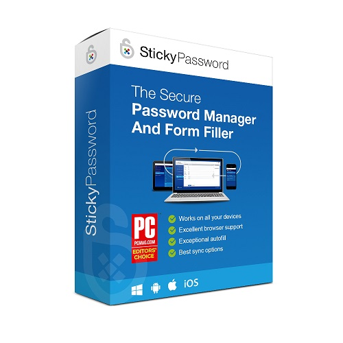 Sticky Password Premium For Windows - (12-Mo Rental)