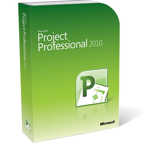 Project Professional 2010 with Service Pack 1 32/64-bit (English) - DreamSpark