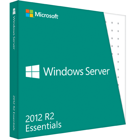 Windows Server 2012 R2 Essentials with Update 64-bit (English) - Microsoft Imagine