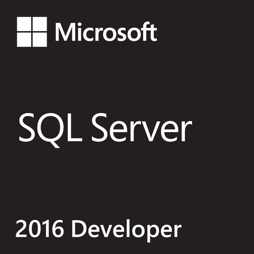 SQL Server 2016 Developer 64-bit (English) - Microsoft Imagine