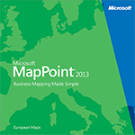 MapPoint Euro 2013 - Small product image