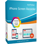 iPhone Screen Recorder - Kleine Produktabbildung