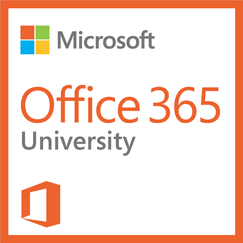 Office 365 University for PC or Mac (4 years)