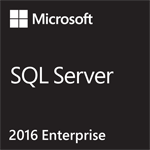 SQL Server 2016 Enterprise Core - 小さい製品イメージ