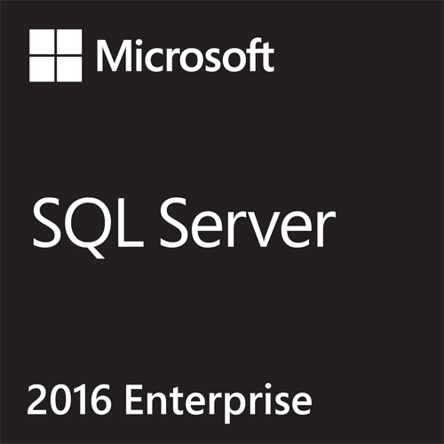 SQL Server 2016 Enterprise Core With Service Pack 1 64-bit (English) - Microsoft Imagine