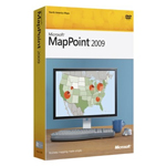 Microsoft MapPoint 2009 North American Maps 32-bit(English) - DreamSpark - Lab Install