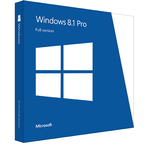 Windows 8.1 Professional with Update 32/64-bit (English-United Kingdom) - Microsoft Imagine
