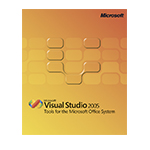 Visual Studio 2005 Tools for the Microsoft Office System (English) - DreamSpark