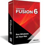 VMware Fusion 6 (for Mac OS X) - Small product image
