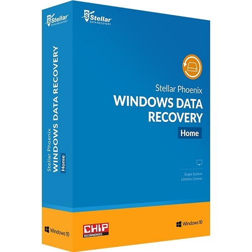 Stellar Phoenix Windows Data Recovery - Home (English)