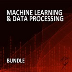 Total Training Machine Learning & Data Processing Bundle - Kleine Produktabbildung