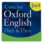 Concise Oxford English Dictionary & Thesaurus for iOS