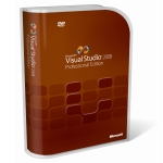 Microsoft Visual Studio 2008 Professional 32/64-bit WoW (English) - DreamSpark - Lab Install