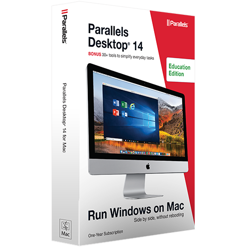 Parallels Desktop 14 for Mac (Multilanguage) (1 YEAR SUBSCRIPTION)