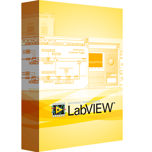 LabVIEW Student Edition Software Suite 2016