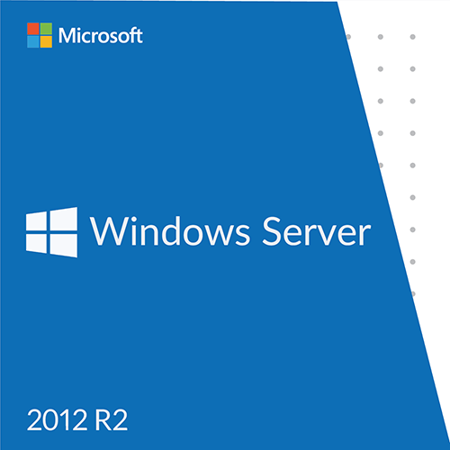 Windows Server 2012 R2 Standard with Update 64-bit (English) - Microsoft Imagine