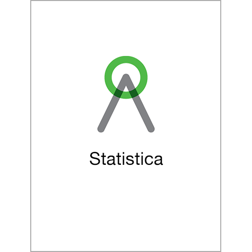 Tibco Statistica 13.3 - Ultimate Academic Bundle 32/64-bit (20 Concurrent User)(Perpetual License)(French)